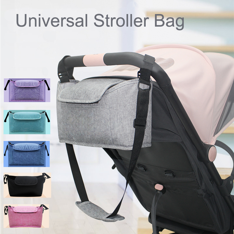 Stroller Bag Pram Stroller Organizer Baby Stroller Accessories Stroller Cup Holder Cover Baby Buggy Winter Baby Accessories