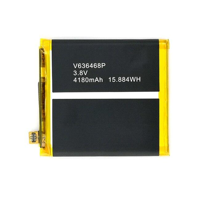 100% Original Bv8000 Battery For Blackview BV8000 BV 8000 Pro V636468P Phone Latest Production Battery+Home Delivery