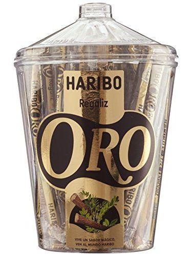 Regaliz Haribo Copa Oro 75u
