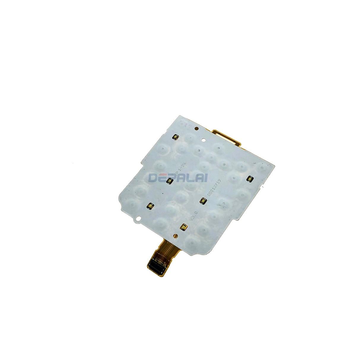 Mobile Phone Flex Cables Replacement Keypad Keyboard Joystick Membrane Flex Cable For Nokia E51