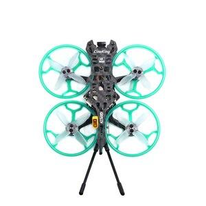 Image 4 - Nuovo Arrivo Geprc Cineking 4K 2 4S Fpv da Corsa Drone Pnp Bnf con Caddx Tarsier Macchina Fotografica 1103 1105 Motore F4 12A Controllore di Volo