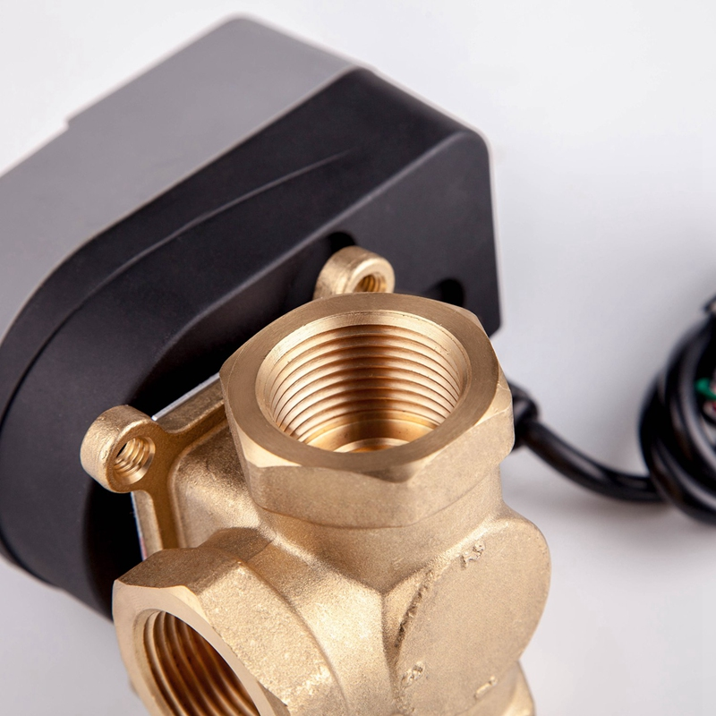 Válvula de Esfera Elétrica Pode Ser Manual