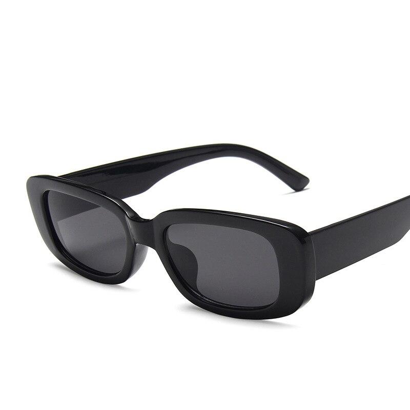 2021 occhiali da sole quadrati Luxury Brand Travel occhiali da sole rettangolari piccoli uomo donna Vintage Retro Oculos Lunette De Soleil Femme 2