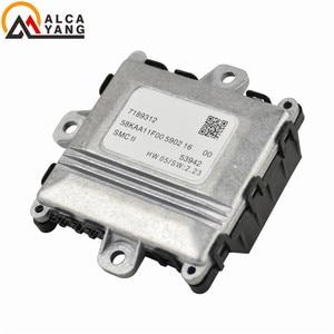 Image 3 - [ALC] reflektor adaptacyjne jazdy moduł sterujący 7189312/63127189312 dla BMW E46 E60 E65 E66 E61 E90 E91 3 5 7 serii