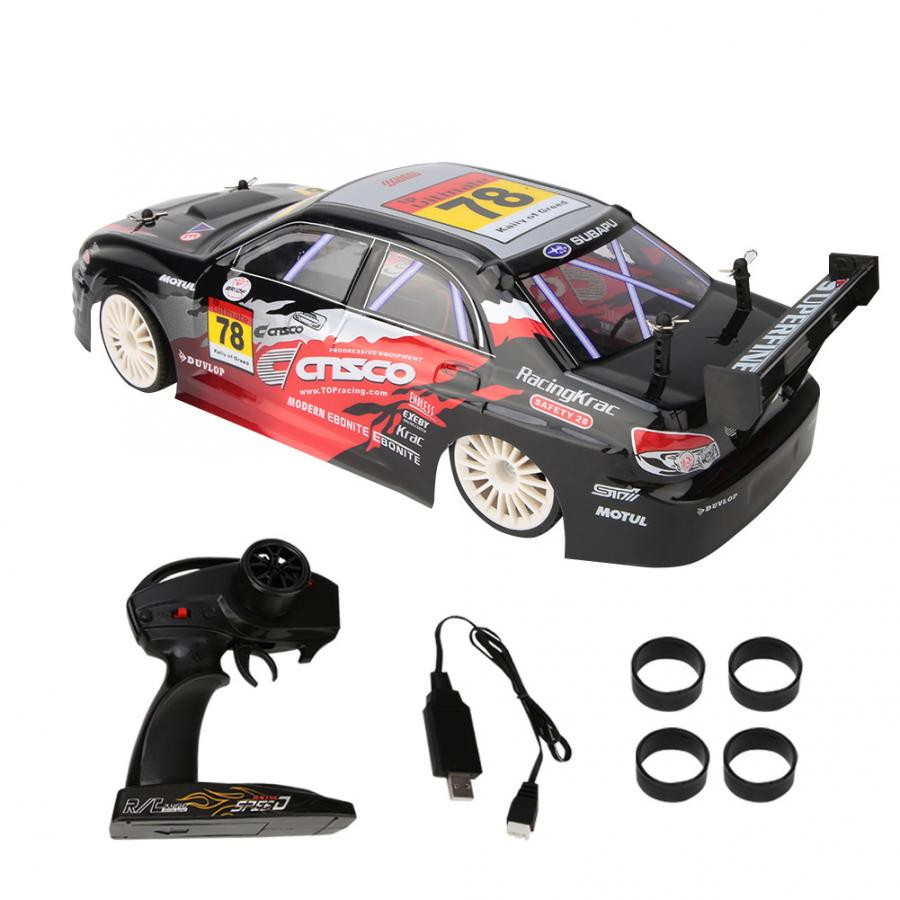2.4g 1/14 rc drift carro de corrida 4wd controle rádio esporte deriva corrida brinquedos eletrônicos para seleção carro controle remoto
