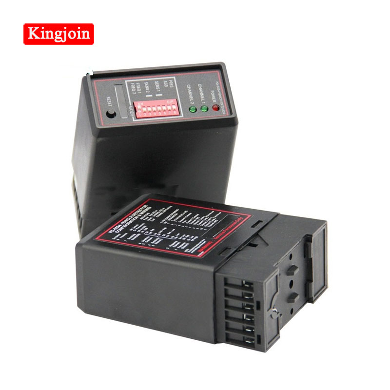 KINGJOIN Barrier Gate 2 Channel Car PD232 Loop Detector For Access Control System OEM Use For Parking System