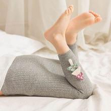 Зимняя детская одежда; Детские леггинсы для маленьких девочек;