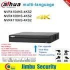 Dahua NVR Netzwerk Video Recorder 4K NVR4104HS 4KS2 NVR4108HS 4KS2 NVR4116HS 4KS2 4CH 8CH 16CH 4K H.265/H.264 Multi sprache - 1