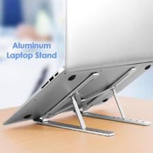 Faltbare Laptop Halter Büros Pflege Computer Liefert für Notebook Computer Einstellbare Aluminium Stehen Halterung cheap Orico CN (Herkunft)