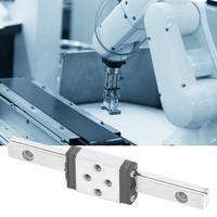 LML5H-60-1R diminuto trilho de guia linear + alongar deslizante bloco linear trilho slide & carriage cnc peças acessórios melhor oferta