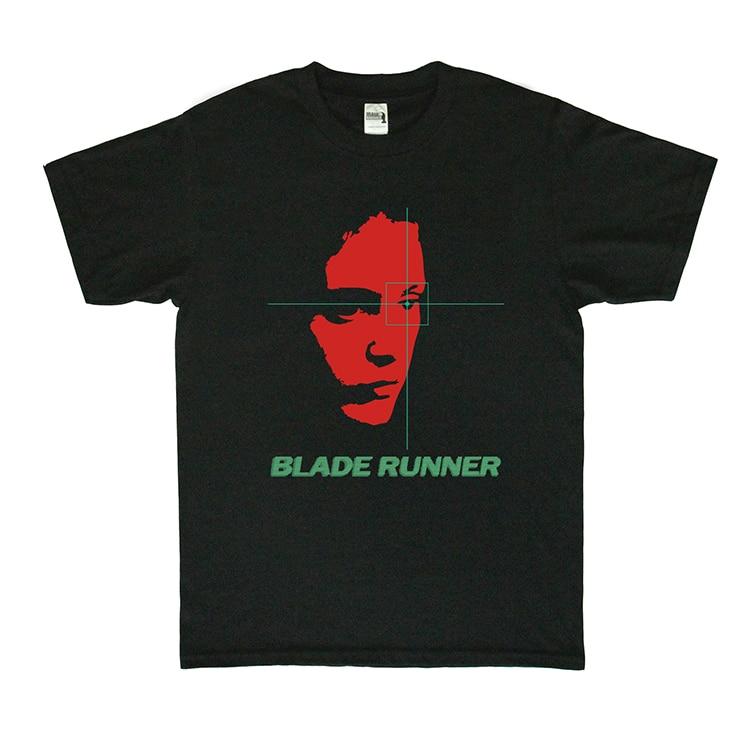 Chillwave Vintage Photo T-shirt Rock Cyberpunk Classic Blade Runner(China)