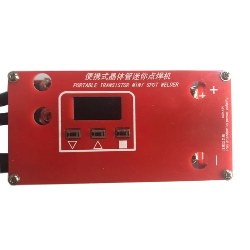 Tools : Portable DIY Mini Spot Welder Machine 18650 Battery Various Welding Power Supplies for Super Capcitor