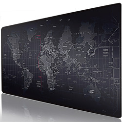 Extra Large Gaming Mouse Pad For Computer Gamer,Laptop Notebook Medium/Small Keyboard Carpet Mouse Mat Non-Slip Rubber Table Rug