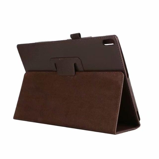 """עור מפוצל כיסוי מקרה עבור Lenovo Tab 4 10 בתוספת TB X704F TB X704N TB X704L X704 10.1 """"TAB4 10 TB X304F TB X304N X304L tablet מקרה"""