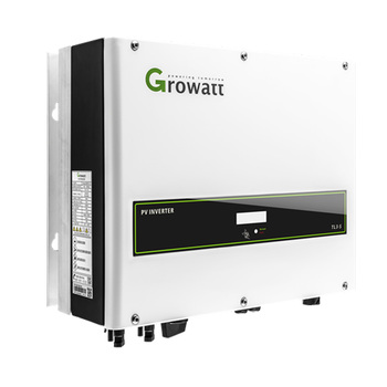 цена на Growatt Inverter 3000w 3kw 4000w 4kw 5000w 5kw 6000w 6kw 380v 3 Phrase Pure Sine Wave Inverter Dual MPPT Grid Tie On Grid System