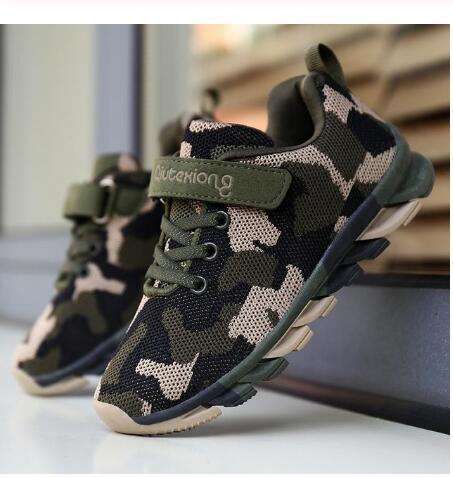 Детские кроссовки для мальчиков; Детская спортивная обувь; Повседневные кроссовки для мальчиков; Камуфляжная детская обувь для девочек; Сетчатые кроссовки для улицы|Кроссовки| | АлиЭкспресс