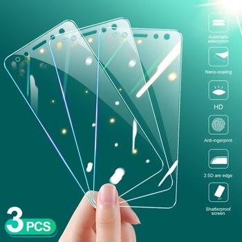 Перейти на Алиэкспресс и купить 3 шт. Защитное стекло для Xiaomi Redmi 5 Plus 5 5A S2 K20 6A 6 Pro закаленное стекло для Redmi Note 5 5A 6 Pro защита экрана