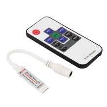 10 ключей DIY беспроводной RGB пульт дистанционного управления светодиодные красочный свет с кабель для прокладки Сид smd5630 SMD5050 и SMD3528 Сид