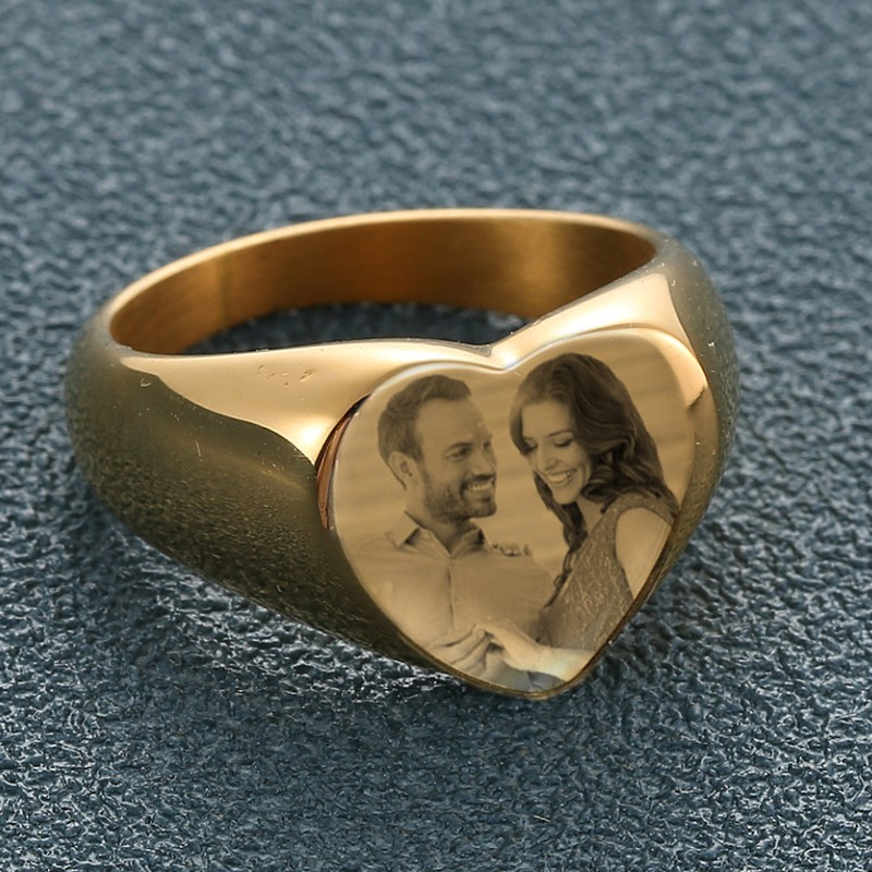 Engrave Photo Gold