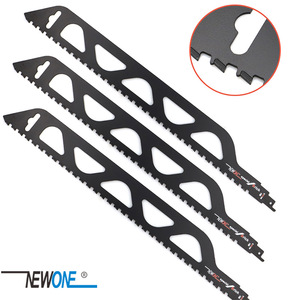 Image 5 - Reciprocating Saw Blade Cutting TCT Brick Stone With Carbide Teeth Demolition Masonry Saber Saw Power Tools Accessories NEWONE
