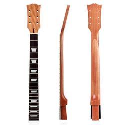 Electric Guitar Neck Diy For Gibson Les Paul Lp Guitars Parts Replace 22 Frets