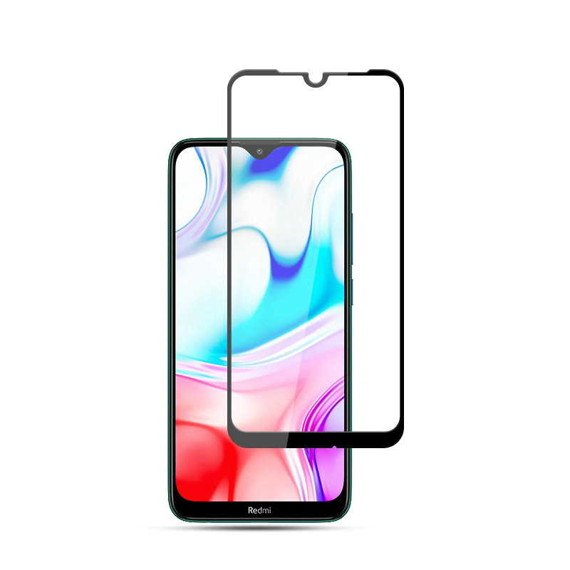 For Xiaomi Redmi 8 9D 6D 5D Full Glue Cover Tempered Glass Screen Protector CASE For Xiaomi Redmi 8A 8 A 64G 32GB Glass Film