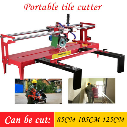 Portable Tile Cutter With Laser Accurate Cutting