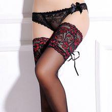 Bling Shiny Rhinestone Sexy Women Stockings Mesh Fishnet Lingerie Female Stockings Thigh High Over Knee Nylon Long Stockings