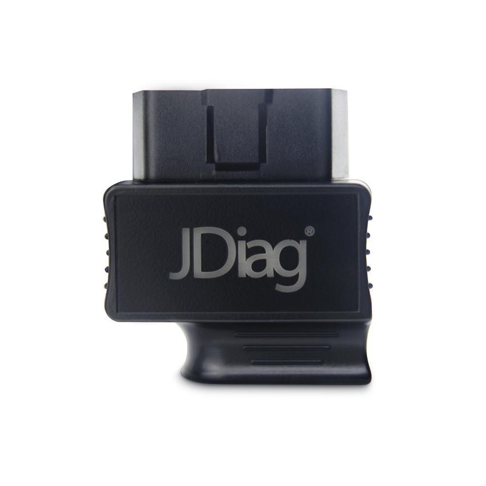 OBDII Code Reader Automotive Diagnostic Scanner OBD2 Bluetooth 4.0 JDiag Faslink M2 PK Blue Driver OBDLink Bluedriver Easy Diag(China)