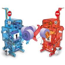 Сборный робот «сделай сам» на радиоуправлении боевой с дистанционным