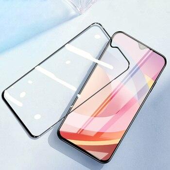 Перейти на Алиэкспресс и купить 9D Полное покрытие экрана протектор для LG Stylo 5 закаленное стекло Aristo 4 Escape K12 Plus K20 K30 K40 K50S Q60 Q70 защитная пленка