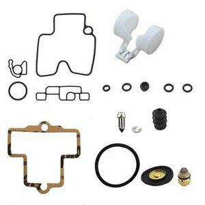 Image 5 - Carburador reconstruir kit para keihin fcr slant corpo 39 41 motores kit de reparação do motor serra de corrente carburador conjunto ferramenta junta acessórios