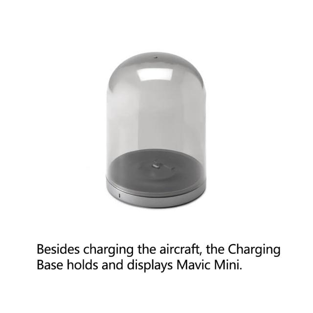 DJI Mavic Mini Charging Base Displays Mavic Mini charging should use  DJI 18 W USB Charger and standard charging cable in stock