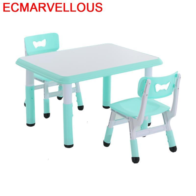 Desk Stolik Dla Dzieci And Chair De Estudio Toddler Child Kindergarten Mesa Infantil Enfant Study For Kids Kinder Children Table