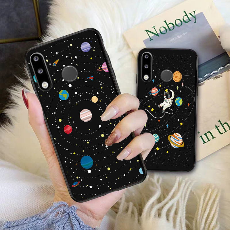 Fantasy Planet <font><b>Case</b></font> For <font><b>VIVO</b></font> Y17 Y15 Y12 <font><b>Y3</b></font> <font><b>Case</b></font> Black TPU Phone <font><b>Case</b></font> For <font><b>VIVO</b></font> U3X U10 <font><b>Case</b></font> IQOO NEO V17 NEO Z5 Cover <font><b>Cases</b></font> image