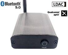 Ldac50 CSR8675 V5.0 bluetooth ldac aptx para 24bit/96khz coaxial óptico de áudio digital bluetooth receptor áudio bluetooth 5.0