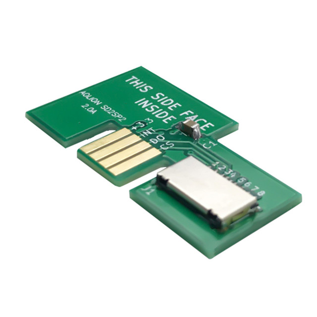 Replacement Micro SD Card Adapter TF Card Reader for NGC SD2SP2 SDLoad SDL Adapter Professional 3