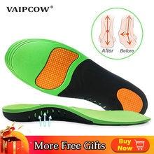 Melhor palmilhas ortopédicas sapato sola para sapatos arco pé adulto criança palmilha ortopédica x/o tipo perna corrigibil pé plano arco apoio