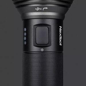 Image 3 - Youpin NexTool 2000lm 380m Ngoài Trời Đèn Pin USB C Sạc IPX7 Chống Thấm Nước Di Động Sáng để Đi Du Lịch Cắm Trại