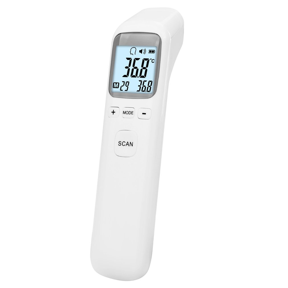 CK-T1803 Termometr Baby Infrared Fever Thermometer Kids Termometro Laser Lcd Non-contact Thermometre Temperature Measurement