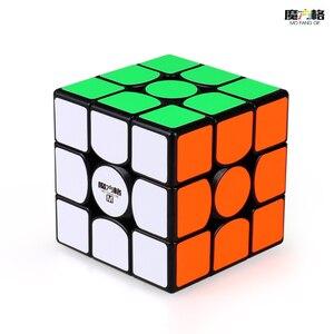 Image 5 - QiYi cubo mágico magnético profesional WCA GTS2 M 3x3, juguetes educativos