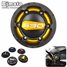 Motorcycle TMAX530 Engine Stator Cover CNC Protective Protector For Yamaha T-MAX 530 T MAX530 MAX 2012-2016