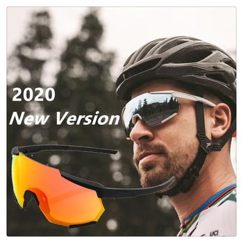 2020 Racetrap 100 okulary rowerowe dla Unisex okulary sportowe okulary rowerowe okulary rowerowe okulary rowerowe gogle okulary tanie i dobre opinie kapvoe UV400 kP100SL MULTI Poliwęglan Octan