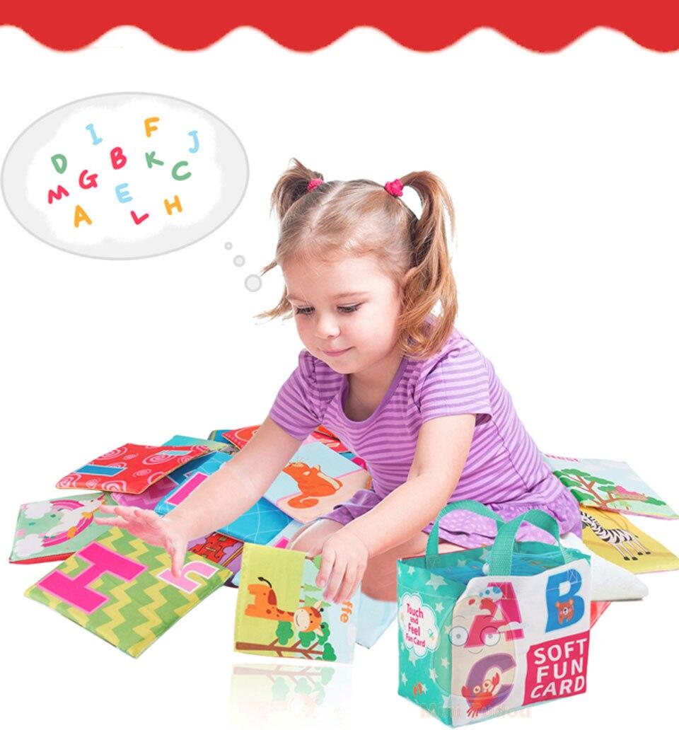 livro primeiro crianças livros macios 0 12