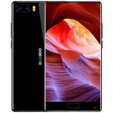 BLUBOO S1 Smartphone 4G FDD-LTE cep telefonu 5.5 inç Helio P25 Octa çekirdek 4GB 64GB 13.0MP 5.0MP 3500mAh parmak izi cep telefonu