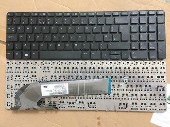 ภาษาเช็คคำเบลเยียม Hungrarian ภาษาฝรั่งเศสคำ UK แป้นพิมพ์สำหรับ HP PROBOOK 450 G0 450 G1 470 455 G1 450-G1 450 G2 455 g2 470 G0 G1 G2 S15 S17