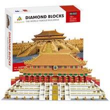 Всемирно известная 3d модель большие строительные блоки тайэдиан