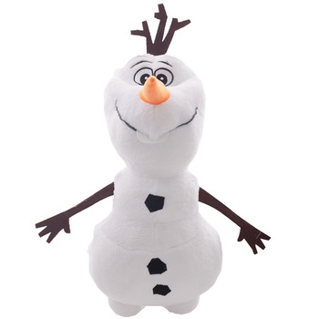 Frozen 30cm/45cm Snowman Olaf Plush Toys Stuffed Plush Dolls Kawaii Soft Stuffed Animals Doll For Kids Christmas Gifts 1pc 30cm sitting mother and baby koala plush toys stuffed koala dolls soft pillows kids toys good quality