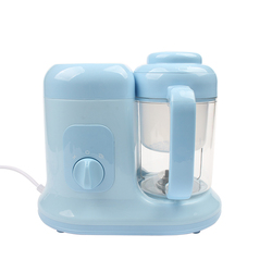 HIMOSKWA 280ML Multifunctional Food Processor 220V Mini Vegetable Puree Milkshake Maker Food Steam Cooking Stirrer For Baby Food