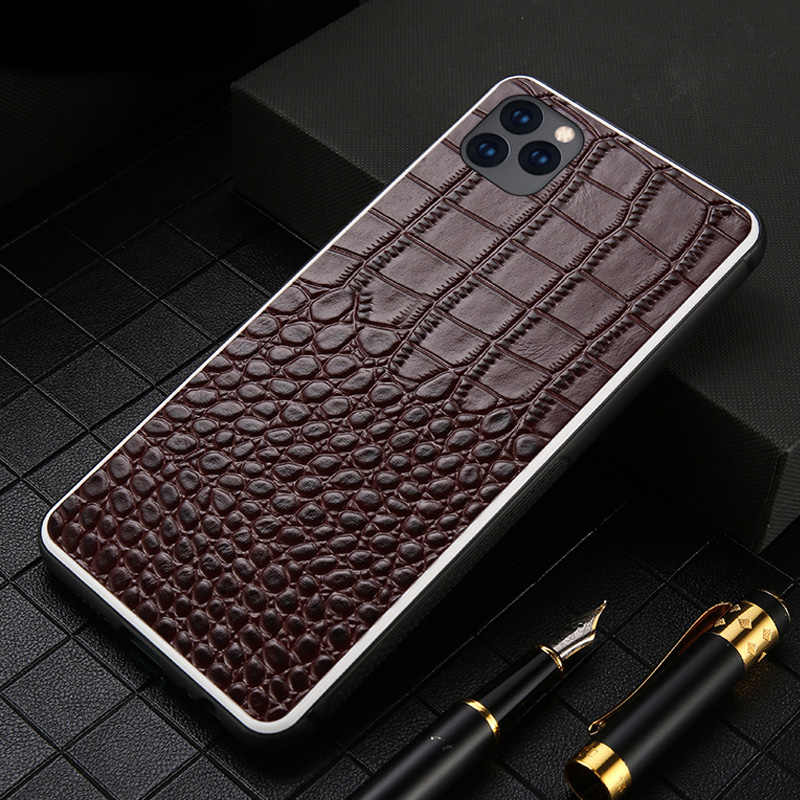 Echtes Leder Telefon fall für Apple iphone 11 11 Pro Max X XR XS XS max 360 Volle schutzhülle für iphone 6 6S 7 plus 8 plus